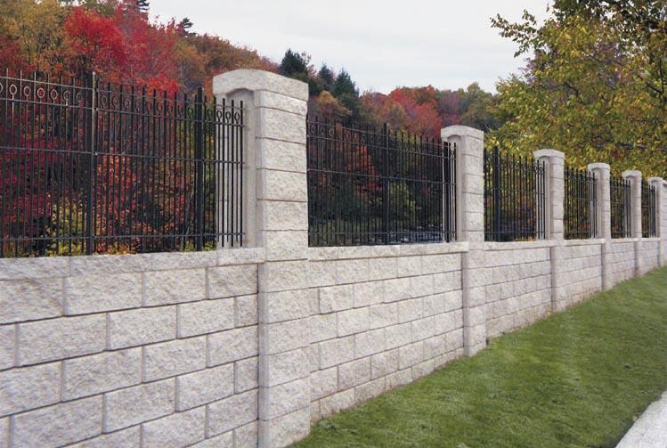 blokeliai tvoroms